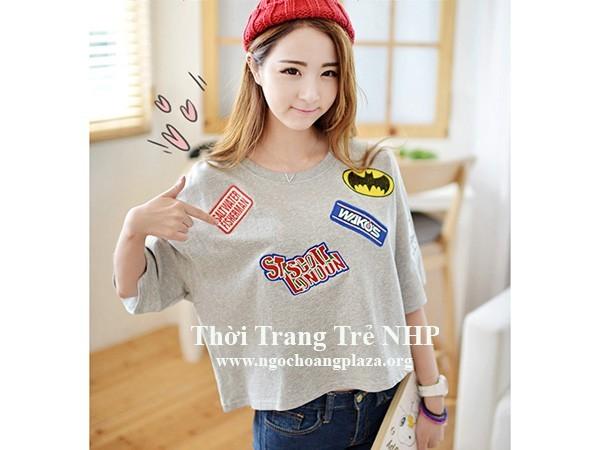 Áo thun nữ giá rẻ tại TP HCM