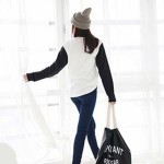 Quần jean nữ lưng cao đẹp