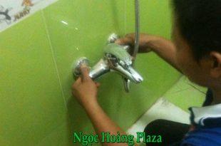 Sửa chữa ống nước tại nhà tphcm