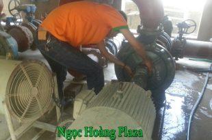 Thợ sửa máy bơm nước tại quận 1